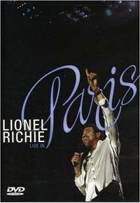 Cover Lionel Richie - Live - His Greatest Hits And More [DVD]